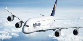 Fly til Budapest - Lufthansa
